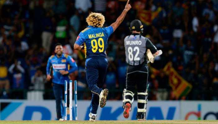 Lasith Malinga surpasses Wasim Akram, becomes first bowler to take five hat-tricks in international cricket