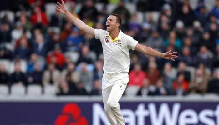 4th Ashes Test: Josh Hazlewood cuts through England as Australia tighten screw