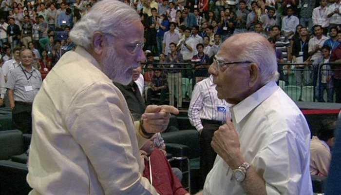 India has lost exceptional lawyer, iconic public figure: PM Narendra Modi condoles Ram Jethmalani's death