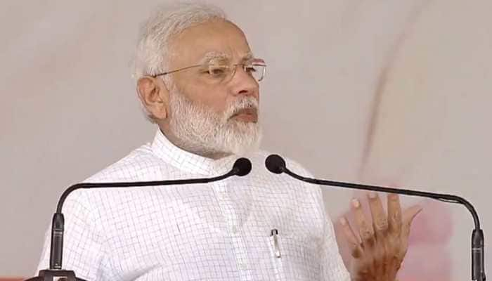 PM Narendra Modi sounds poll bugle in Haryana, says the mood is in favour of BJP