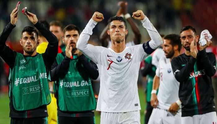 Euro 2020 qualifier: Portugal rekindle hopes with a 4-2 win in Serbia