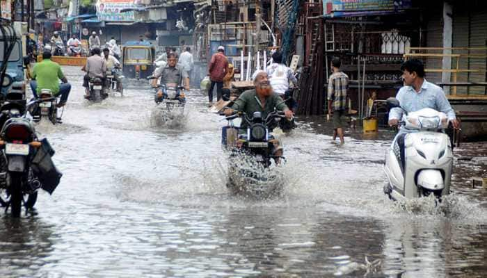 All schools in 11 districts of Madhya Pradesh closed on Monday, orange alert issued over incessant rainfall