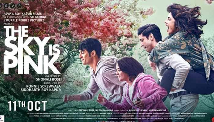 The Sky Is Pink: Priyanka Chopra-Farhan Akhtar starrer first look poster unveiled