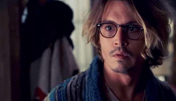 Johnny Depp defends his perfume advertisement