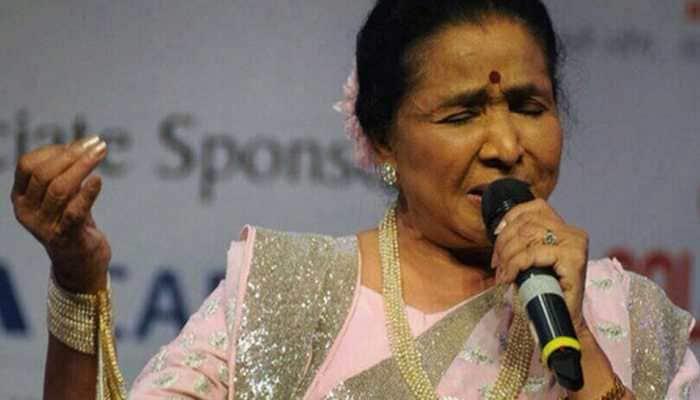 Asha Bhosle celebrates 86th birthday in Dubai