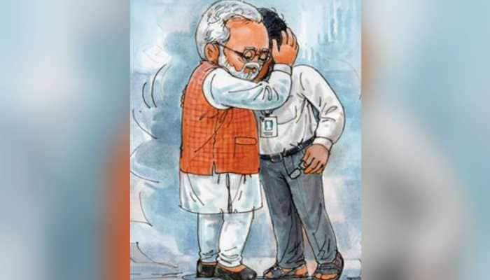 'Dream lives on': Amul wins hearts with post on ISRO's Chandrayaan-2 Vikram Lander