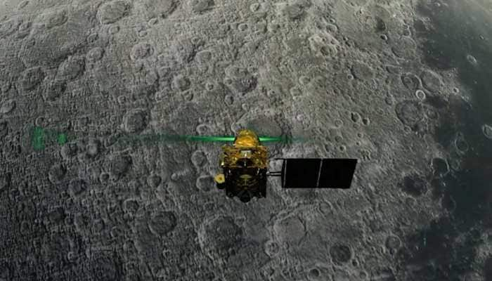 ISRO making all efforts to communicate with Chandrayaan-2's Vikram Lander