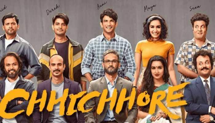 Chhichhore Box Office collections: Sushant Singh Rajput-Shraddha Kapoor starrer witnesses a rocking Day 4