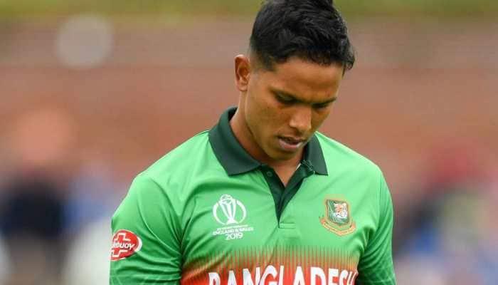 Mohammad Saifuddin recalled in Bangladesh squad for T20I tri-series