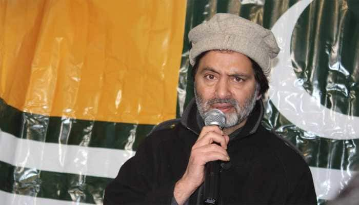 Jailed JKLF chief Yasin Malik to face trial in 1990 IAF personnel killing case