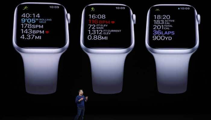 Apple launches Watch Series 5, new iPad