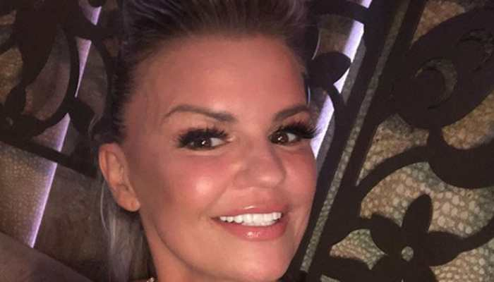 When Kerry Katona thought she was 'going to die'