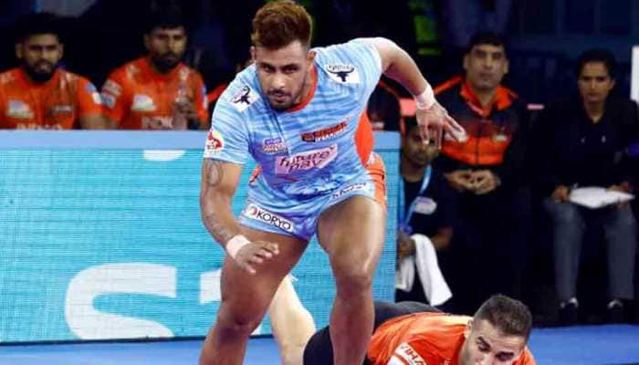 PKL 7: Bengal Warriors pip U Mumba in closely-fought contest