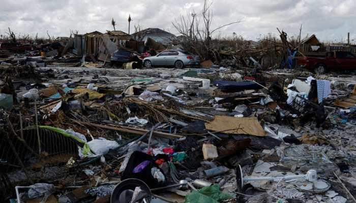 US denies protective status to Bahamas hurricane evacuees