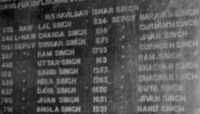 Battle of Saragarhi's 122nd anniversary: 21 Sikh soldiers fought 10,000 Afghans like 'demons'