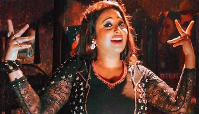 Here's why Rani Chatterjee wore a lehenga weighing 5 kg in scorching summer heat—Pic proof