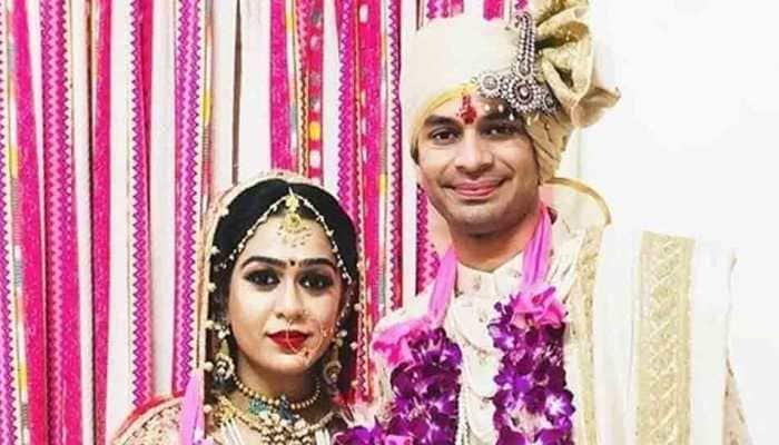 Tej Pratap Yadav's wife Aishwarya Rai leaves Lalu Yadav's residence teary-eyed