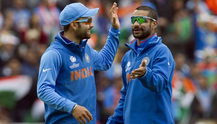 Virat Kohli loves listening to songs by Gurdas Maan and Arijit Singh: Shikhar Dhawan