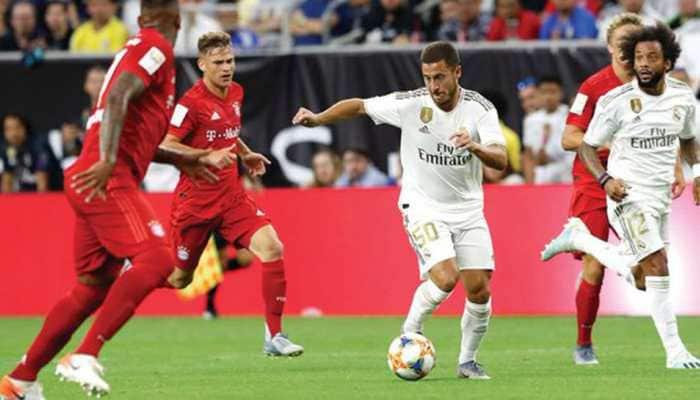 Real Madrid manager Zinedine Zidane to resist rushing Eden Hazard back