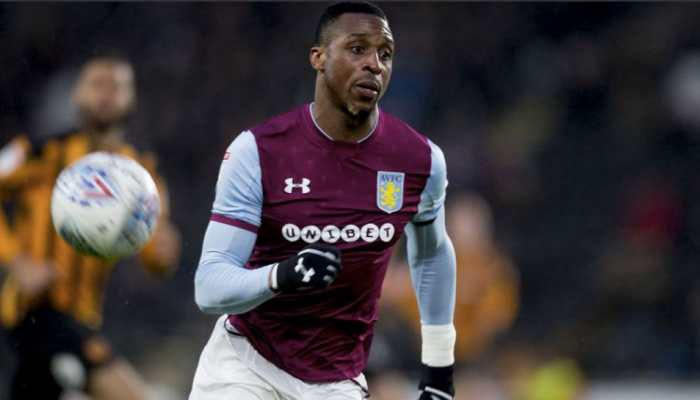 Aston Villa forward Jonathan Kodjia out for three weeks with fractured cheekbone