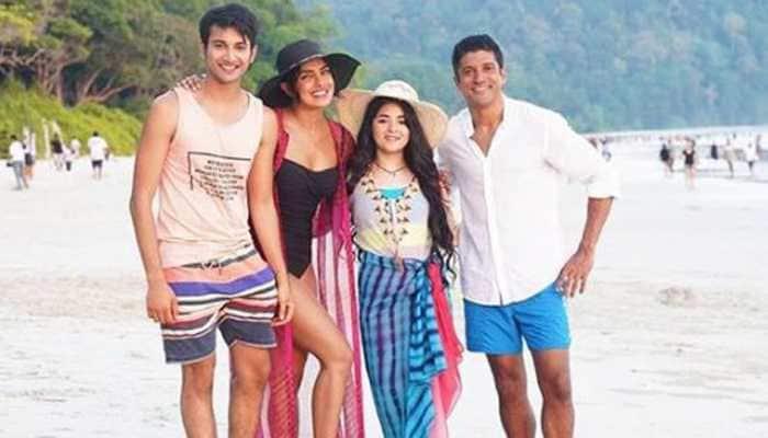 You're the true star of 'The Sky...': Priyanka Chopra to Shonali Bose