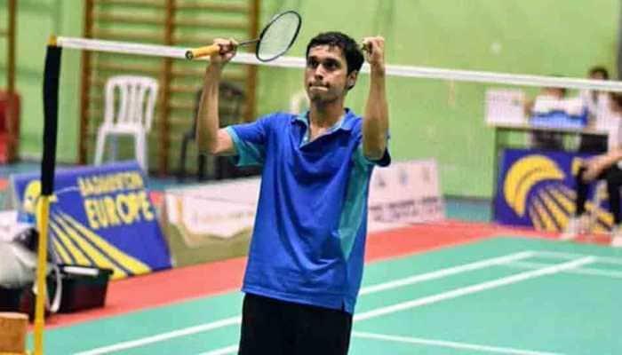 Indian shuttler Kaushal Dharmamer wins Myanmar International Series