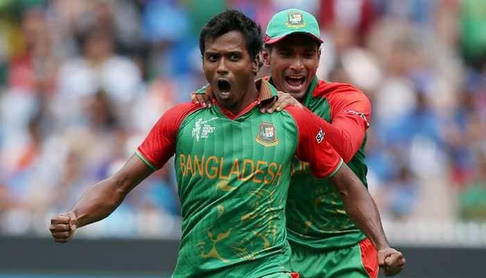 Rubel Hossain, Shafiul Islam recalled in Bangladesh T20I squad