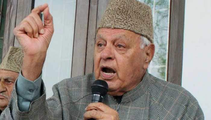 Former Jammu and Kashmir CM Farooq Abdullah detained under Public Safety Act