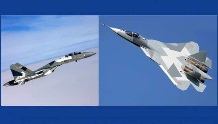 Russia woos Turkey for its fighters, sends Sukhoi Su-35S, Su-57E for Technofest 2019