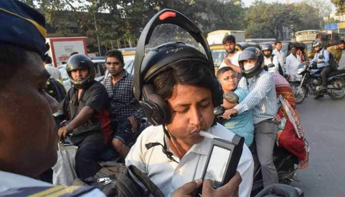 426 drunk drivers held in 10 days in Odisha