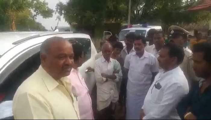 Scheduled caste MP not allowed to enter village in Karnataka