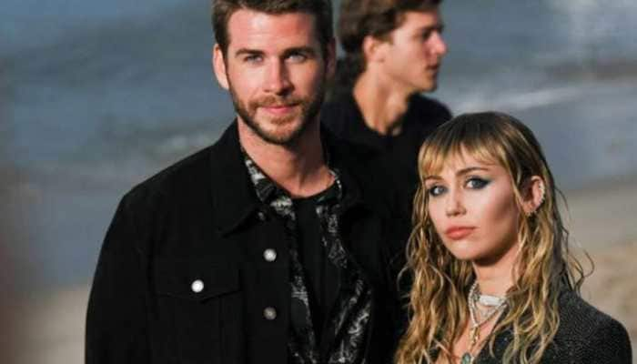 Liam Hemsworth came to know of Miley's decision to split from social media