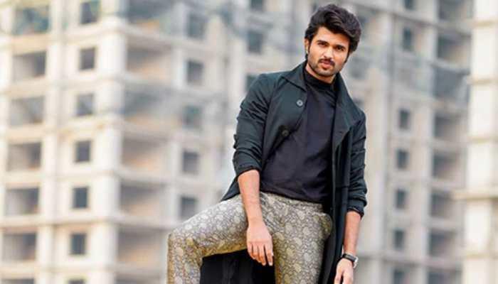Vijay Deverakonda's new film titled 'World Famous Lover'