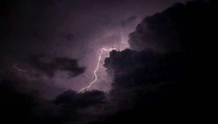 17 killed by lightning in Bihar, flood-like situation in several parts of state