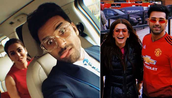 Is Pulkit Samrat dating 'Pagalpanti' co-star Kriti Kharbanda?