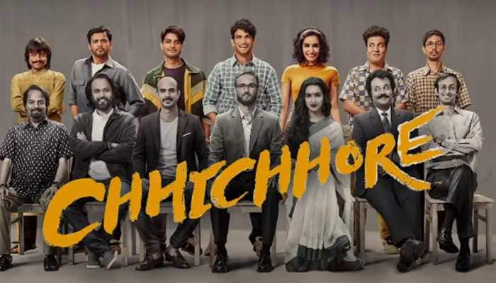 Chhichhore: Sushant Singh Rajput starrer scores a century at box office!