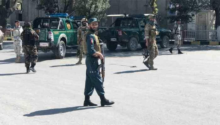 Suicide bomber, gunmen attack govt building in Afghanistan, nine injured