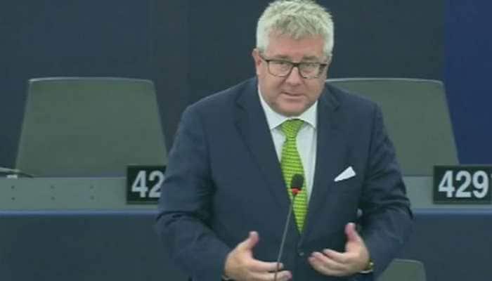 Terrorists don't land in J&K from Moon: Polish EU lawmaker Ryszard Czarnecki  slams Pakistan