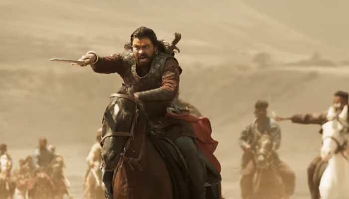 Sye Raa Narasimha Reddy Hindi trailer: Chiranjeevi's larger-than-life presence is jaw-dropping