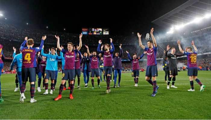 La Liga: Barcelona income to break the billion euro barrier