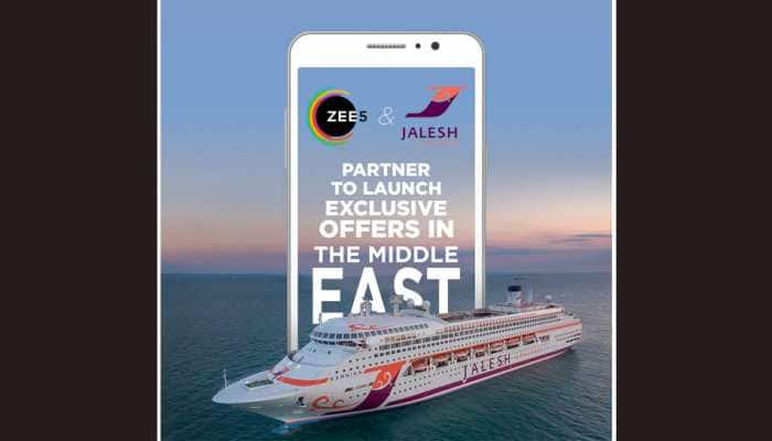 ZEE5 and Jalesh Cruises partner to launch exclusive offers in the Middle East
