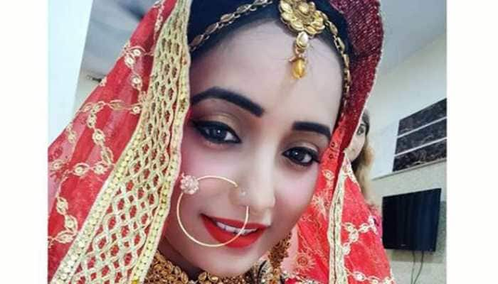Rani Chatterjee shares a pic in bridal avatar; is marriage on cards for the actress?