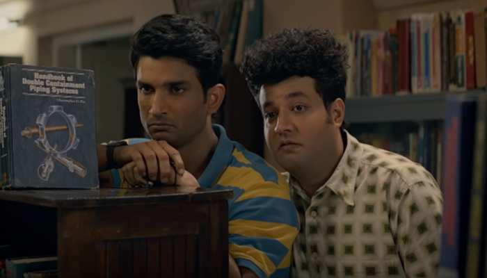 Chhichhore: Sushant Singh Rajput starrer maintains box office stronghold