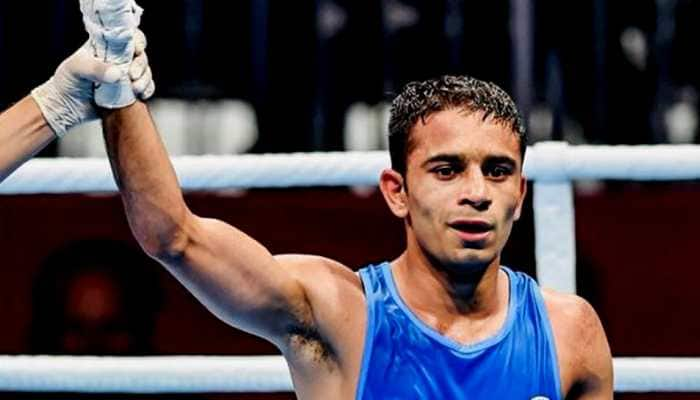 Amit Panghal becomes 1st Indian boxer to reach World Championships final