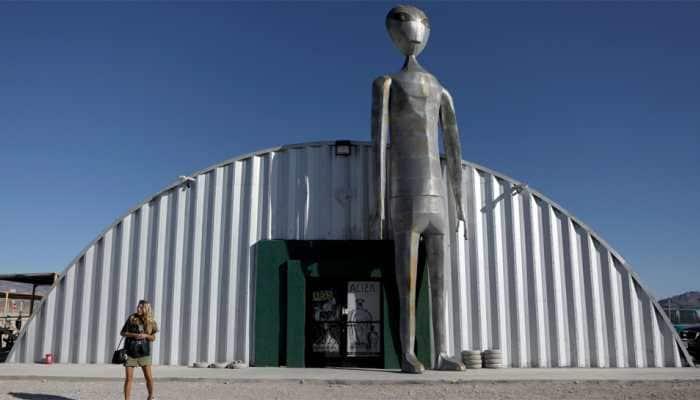 UFO enthusiasts pour into Nevada to raid Area 51, 3 arrested so far