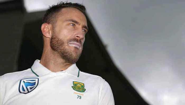 Faf du Plessis misses connecting flight to India from Dubai