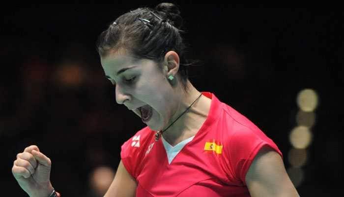 Spain's Carolina Marin enters China Open final