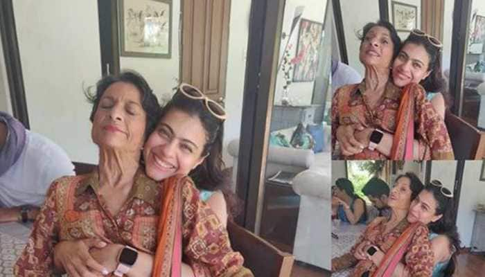 Kajol's picture with mom Tanuja is the best thing you will see on the internet