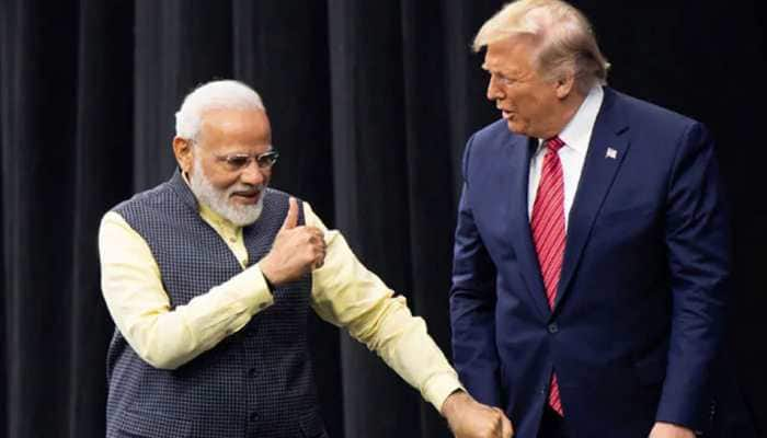 India-US bonhomie at Howdy, Modi; PM Narendra Modi, Donald Trump share common vision, warn common enemy