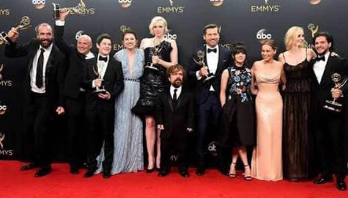 Game of Thrones cast gets a standing ovation at Emmys 2019